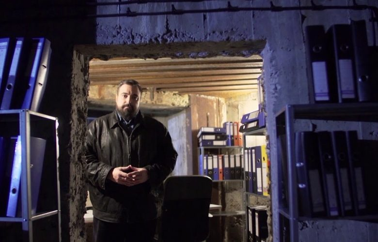 Tomasz Sekielski. TEORIA SPISKU - teaser #1