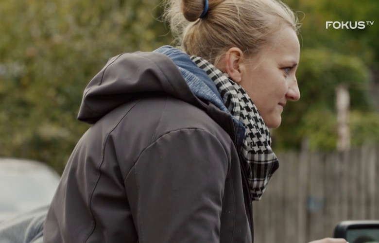FOKUS TV serial ROLNICY.Podlasie 🔝 Emilia i koza zatrzaśnięta w samochodzie