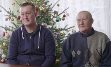 FOKUS TV serial ROLNICY. Podlasie 🔝 Michał i Olek i mieszanina wschodnich języków