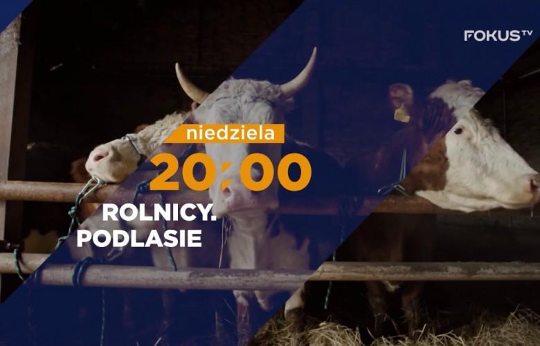 """PREMIERA! sezon 2 serialu """"ROLNICY. Podlasie"""" oglądaj w niedziele o 20:00, od 19 kwietnia w FOKUS TV"""