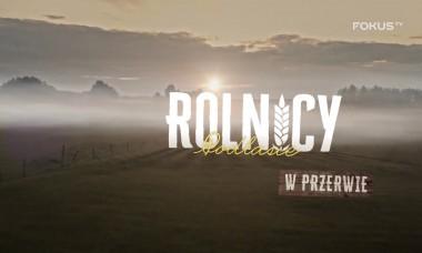 FOKUS TV serial ROLNICY. Podlasie 🔝Gienek i Andrzej... jałoszka, byki