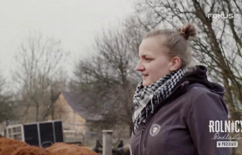 """FOKUS TV serial ROLNICY. Podlasie 🔝 Emilka: """"miss moich krów""""🐄"""
