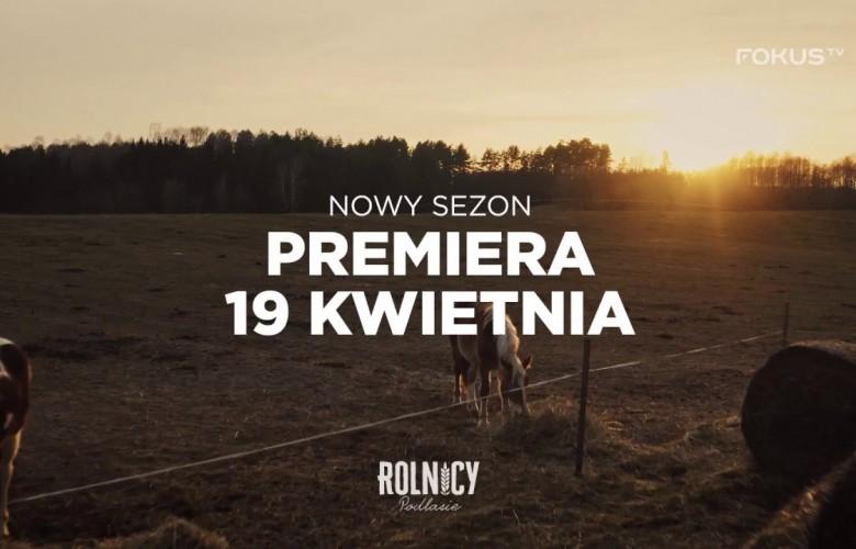Już w niedzielę o 20:00 PREMIERA serialu ROLNICY. Podlasie 🔝 Oglądaj sez.2 w telewizji FOKUS TV👨🌾🐄