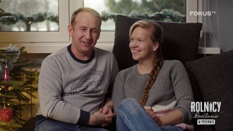 FOKUS TV serial ROLNICY. Podlasie 🔝Tomek i Monika: (...) Żona by mi nie wybaczyła...