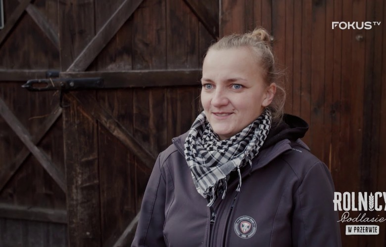FOKUS TV serial ROLNICY. Podlasie 🔝 Emilka: Fistaszek zostanie tatą.🐣