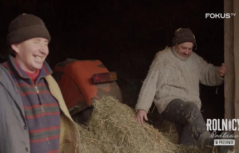 """FOKUS TV serial ROLNICY. Podlasie 🔝 Gienek """"takie jest życie polskiego chłopa"""" 🐄🐄🐄"""