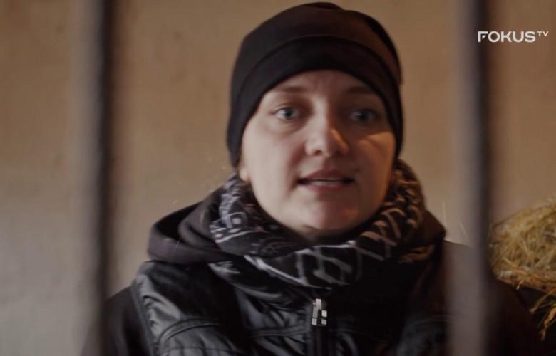 """FOKUS TV serial ROLNICY. Podlasie 🔝 Emilka:  """"Podstawa hodowli to obserwacja zwierząt"""" 👀 🐐🐐"""