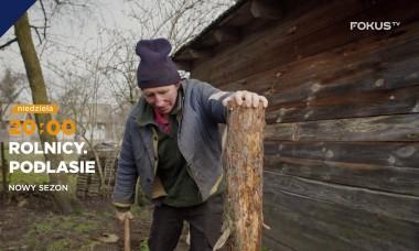 FOKUS TV serial ROLNICY. Podlasie 🔝 odc.6 🐄👨🐐🌾 🐎