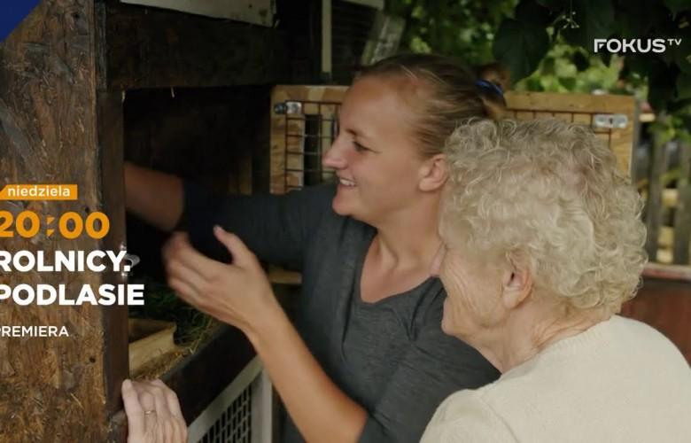 FOKUS TV serial ROLNICY. Podlasie 🔝 Emilka, jej przydomowe zoo i nowe zwierzątko 🐐🌾🦜🦚🐄 nowy odc.10
