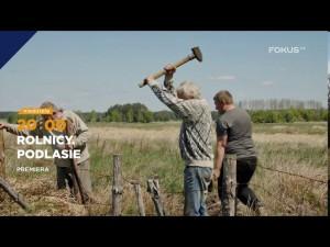 FOKUS TV serial ROLNICY. Podlasie 🔝 Gienek i Andrzej przygotowują pastwisko...🐐🌾🐄 odc.11