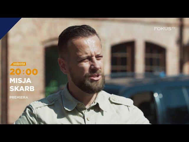 FOKUS TV seria MISJA SKARB ⛏💰 NOWE ODCINKI sezon 3 💪 odc.4 sobota 20:00