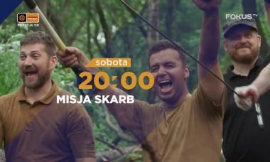 FOKUS TV seria MISJA SKARB ⛏💰 NOWE ODCINKI sezon 3 💪 od 26 września, sobota 20:00